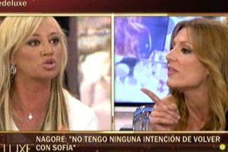 """Belén Esteban saca lo peor de sí misma y habla de sus """"adicciones"""" en una megabronca con Nagore Robles ('GH11'): """"Yo he vivido la misma situación de Sofía Cristo"""""""