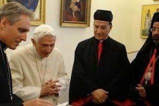 """Benedicto XVI: """"Soy un viejo, un monje dedicado al rezo y nada más"""""""