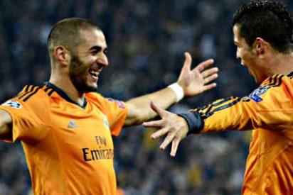 Cristiano Ronaldo y Benzema forman la dupla más goleadora de Europa
