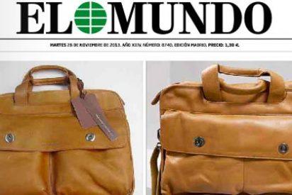 Así se 'embolsa' UGT su patrimonio: carga a la Junta 700 bolsos falsificados