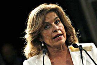 Tarde y mal: Ana Botella reacciona cuando la basura ya le ha llegado al cuello