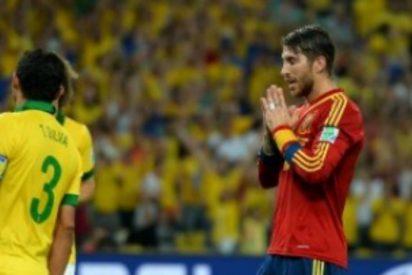 Mourinho y Pellegrini, 'a tortas' por Ramos