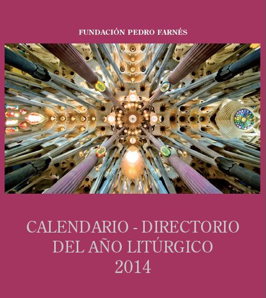 Calendario-Directorio del Año Litúrgico 2014