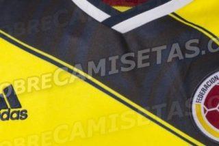La camiseta de Colombia para el Mundial