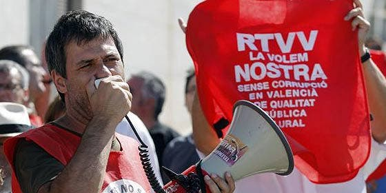 El cierre de Canal 9 sentencia de muerte a casi todas las productoras del sector audiovisual valenciano