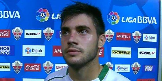 Carles Gil quiere que el Valencia pierda
