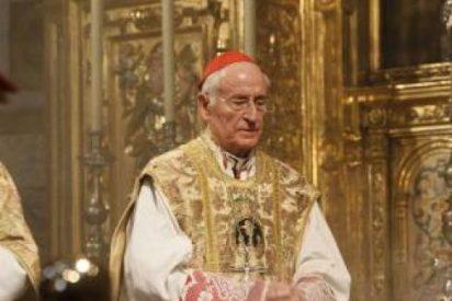El cardenal Carles, hospitalizado