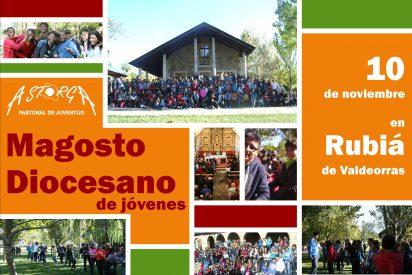 Magosto diocesano de jóvenes en Astorga