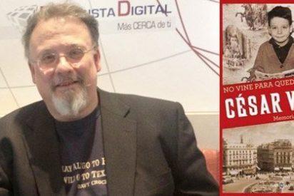 """La 'vendetta' de César Vidal con Dieter Brandau: """"Como director de LDTV fue una plaga bíblica"""""""