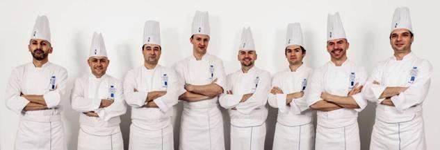 Le Cordon Bleu Madrid diseñara el menú de Fin de Año para el Westin Palace