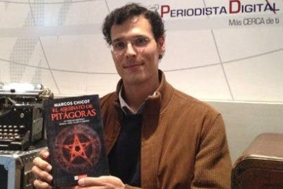 """Marcos Chicot: """"Hoy tendríamos que esperar un gobernante como Pitágoras, pero no hay ningún ejemplo, sólo corrupción"""""""