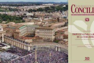 """""""Concilum"""" lanza sus propuestas para la reforma de la Curia romana"""