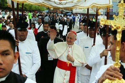 """Filoni al Congreso Misionero: """"¡Ánimo América latina, comparte tu fe!"""""""