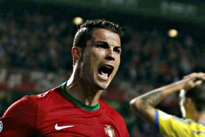 Suecia llama 'sucio' a Cristiano Ronaldo