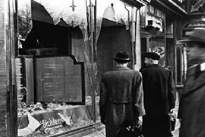 """75 años de la """"Noche de los Cristales Rotos"""""""
