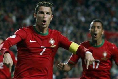 Cristiano mete a Portugal en el Mundial