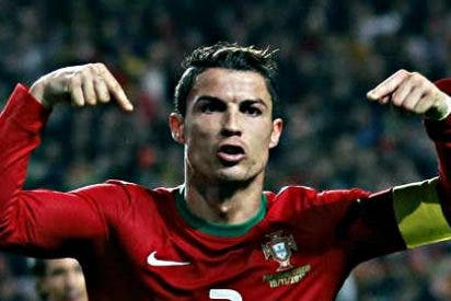 Un 'hat-trick' de Cristiano Ronaldo clasifica a Portugal para el Mundial de Brasil