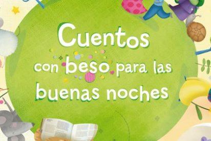 Vanessa Pérez-Sauquillo prepara las mejores historias para contar a los pequeños de la casa en la mágica hora del cuento