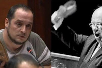"""El Periódico de Catalunya no comparte la indignación con el 'Nen de la xancleta': """"con su exabrupto, Fernàndez atrajo los focos hacia la figura de Rato"""""""