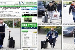 El Daily Mail se burla de la selección española de fútbol