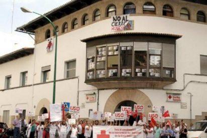 El Govern evita in extremis el cierre del hospital de la Cruz Roja inyectándole casi 18 millones