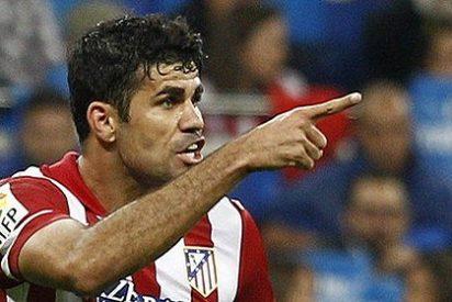 Del Bosque llama a Diego Costa para los amistosos ante Guinea y Sudáfrica