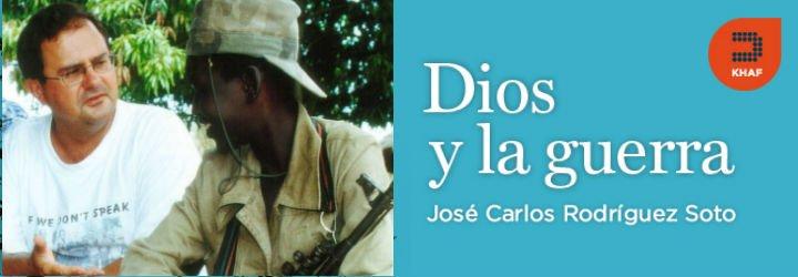 """José Carlos Rodríguez Soto: """"Los africanos piden al Papa que les dé la esperanza del Evangelio"""""""