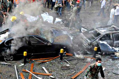 Al Qaeda provoca una carniceria en Beirut con dos atentados ante la embajada iraní