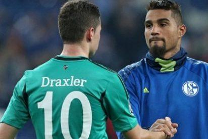 El Tottenham quiere a Draxler