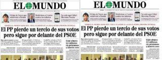 El PP volvería a ganar las elecciones aunque ha perdido uno de cada tres votantes en dos años
