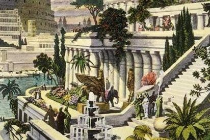 Aparecen los míticos Jardines de Babilonia en el lugar más peligroso del mundo