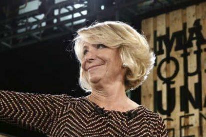 "Esperanza Aguirre: ""Ni carguitos, ni carguetes"""