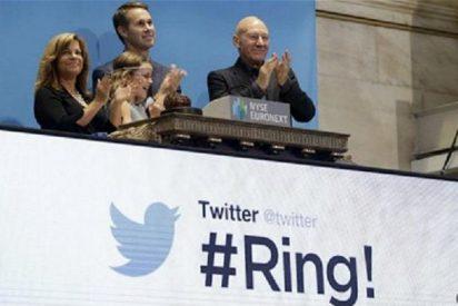 Twitter le gana la mano de largo a Facebook en su sonada y esperada salida a Bolsa