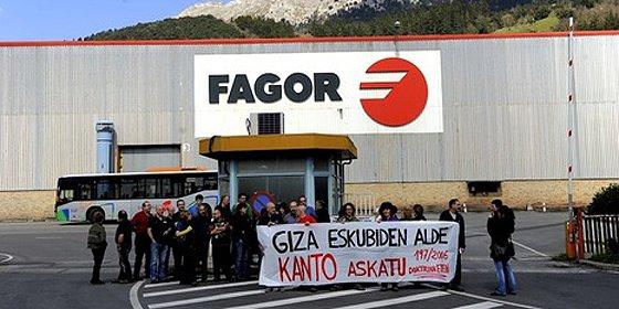 Tras 50 años dando cocinas y lavadoras a los españoles, 'muere' Fagor