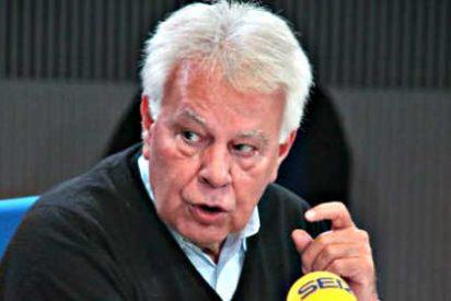 """Felipe González: """"Rubalcaba debe decidir si es parte del problema o de la solución"""""""