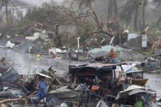 Catástrofe en Filipinas: 9,5 millones de afectados. La solidaridad de la Iglesia, en marcha