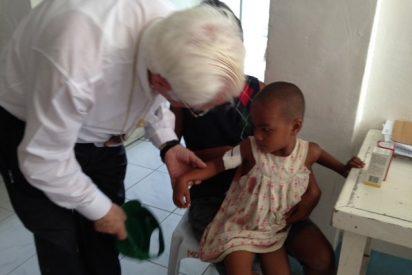 """El Padre Ángel desde Filipinas: """"Sólo queda rezar y llorar"""""""