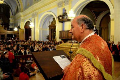 El cura de Borja, acusado de abusos sexuales y blanqueo de capitales