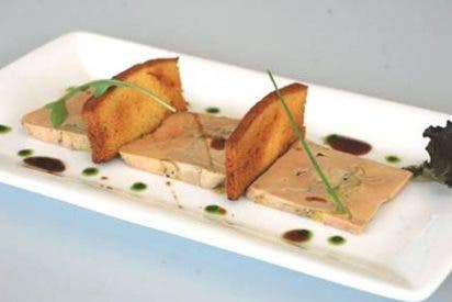 Una fusión de las gastronomías francesa y española