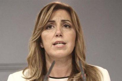"""Susana Díaz se lo cree: ningún directivo """"público"""" podrá cobrar más que ella"""
