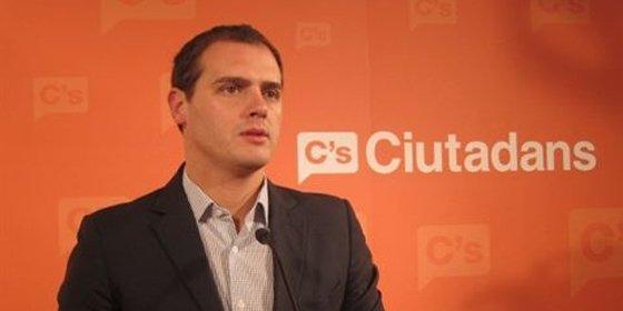 Rivera da por cerrado su intento de diálogo sobre Cataluña con el PP