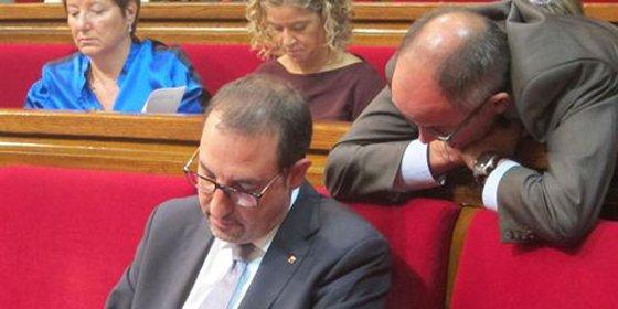 CiU y ERC llegan a un acuerdo para que los Mossos dejen de utilizar pelotas de goma