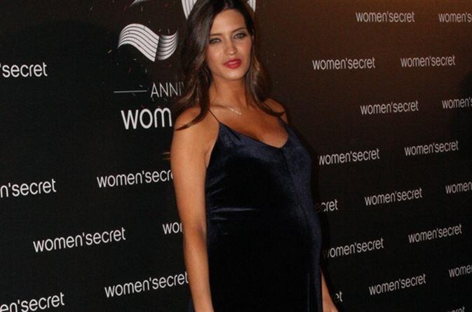 Sara Carbonero se luce en Women'Secret tras dejar claro que su hijo no se llamará Iker
