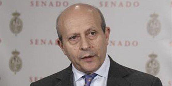 El PSOE intentará reprobar por segunda vez a Wert en el Congreso