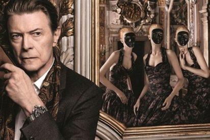 [Vídeo] El enigmático David Bowie viaja a través del tiempo de la mano de Louis Vuitton