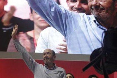 "Rubalcaba cumple la amenaza pre conferencia: ""Hemos vuelto"""