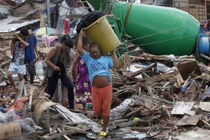 El tifón 'Yolanda' rebaja las víctimas mortales hasta las 2.000