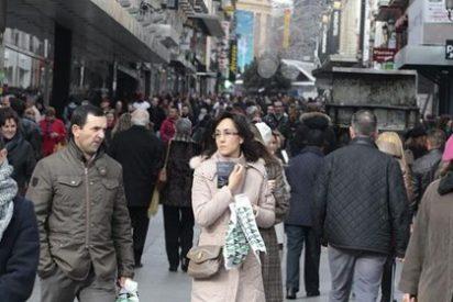 El 70% de los españoles ganó menos de 2.095 euros brutos al mes en 2012