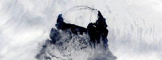 Un nuevo iceberg del tamaño de Singapur se separa de la Antártida