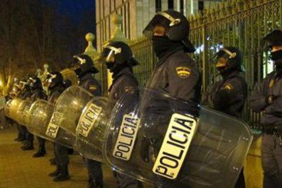 Ojo a los calentones: Insultar a un policía en una manifestación se sancionará con hasta 30.000 euros